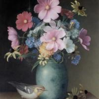 Late Summer Bouquet by Koo Schadler