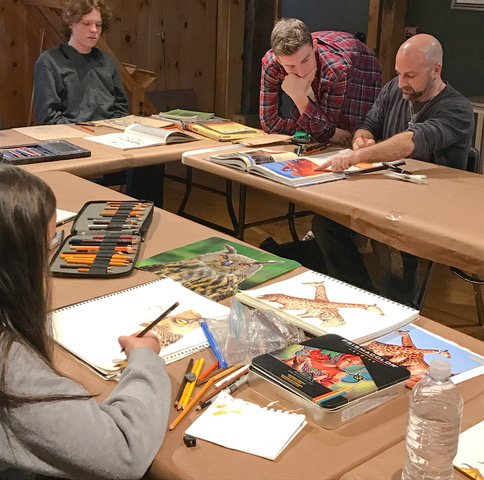 Youth Classes at Wethersfield Academy for the Arts