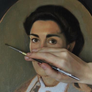 Painting Portraits in Oil